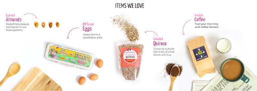 items we love scarred almonds off sized eggs colorful quinoa and suprlus coffee